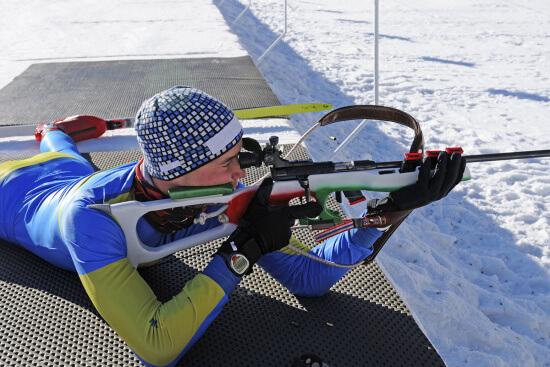 Biathlon in Obertauern, Salzburger Land