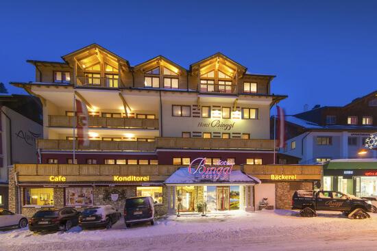 4 Sterne Hotel-Garni Binggl in Obertauern
