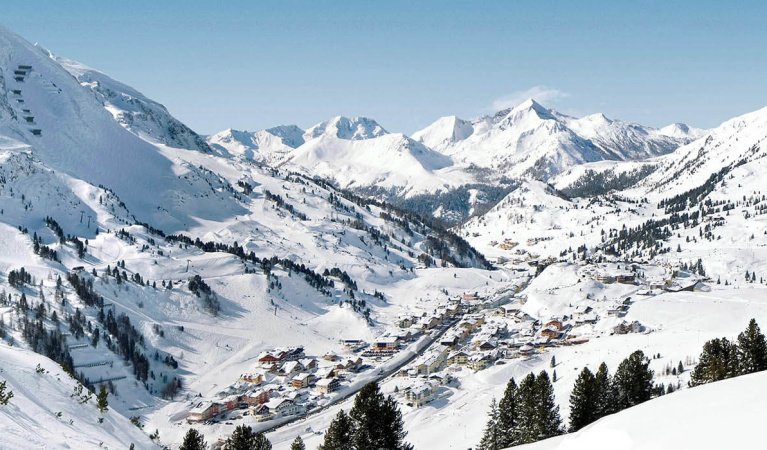 Hotel Binggl in Obertauern - Anreise