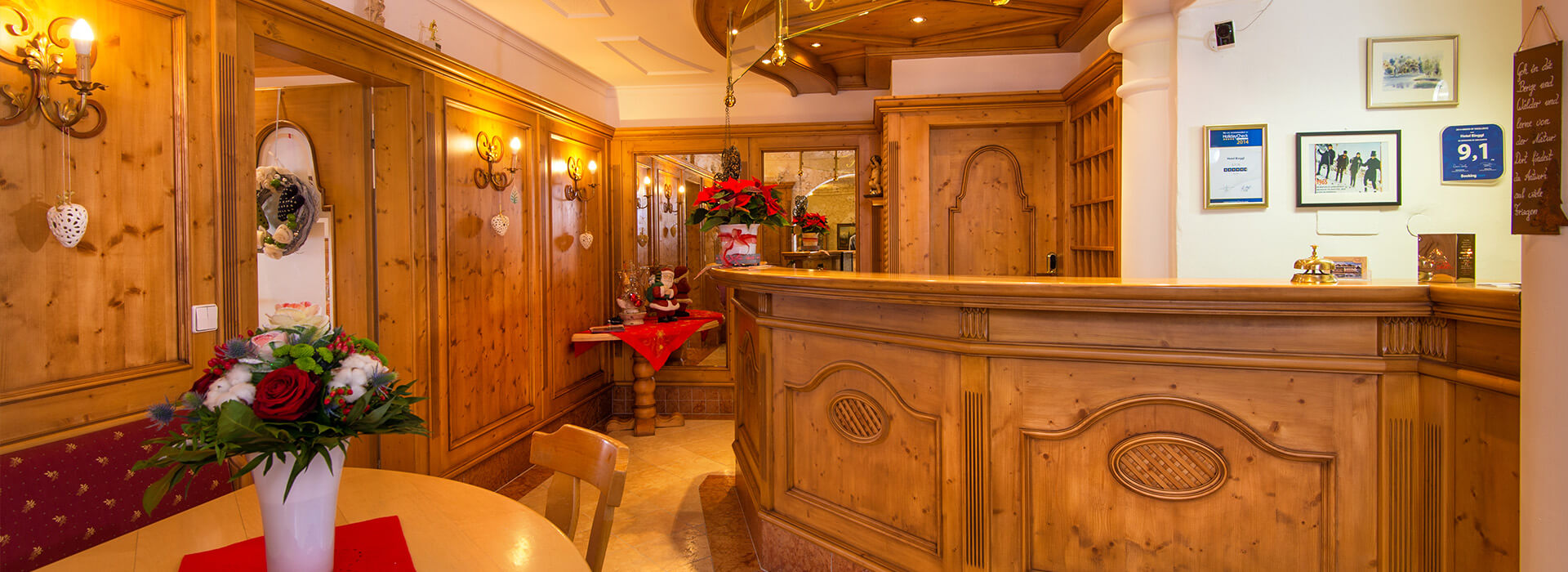 Hotel Binggl in Obertauern - Bilder