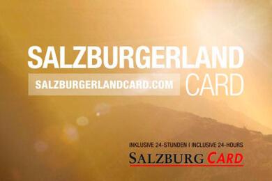 SalzburgerLand Card - Urlaub im Salzburger Land