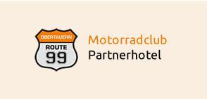 Motorradclub Partnerhotel Obertauern Logo