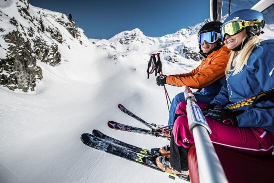Skifahren & Snowboarden, Skiurlaub in Obertauern, Salzburger Land
