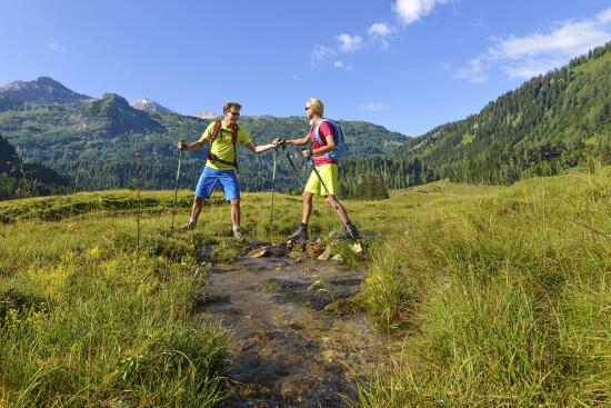 Wandern in Obertauern, Salzburger Land