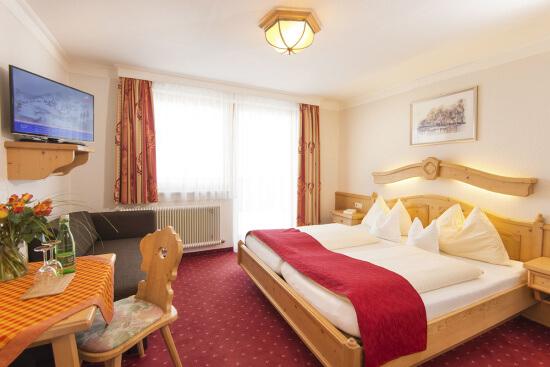 Hotel Binggl in Obertauern - Zimmer
